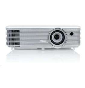 Optoma projektor W355 (DLP, FULL 3D, FULL HD, WXGA, 3 600 ANSI, 22 000:1, 2xHDMI and MHL, 2xVGA, USB, RS232)