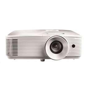 Optoma projektor WU337 (DLP, FULL 3D, WUXGA, 3 600 ANSI, 20 000:1, HDMI, MHL, VGA, Audio, USB, RS232, 10W speaker)