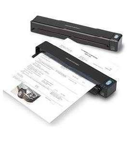 Fujitsu ScanSnap iX100, A4, 5.2 seconds per page, USB 2.0