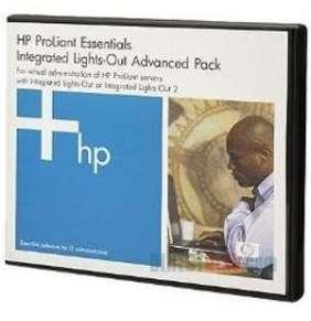HP iLO Adv Flex incl 1yr TS&U SW