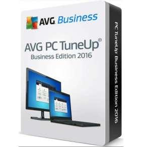 _Nová licence AVG PC TuneUp BUSINESS EDICE 15 lic. (12 měs.) SN Email ESD