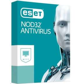 ESET NOD32 Antivirus: Krabicová licencia pre 1 PC na 2 roky