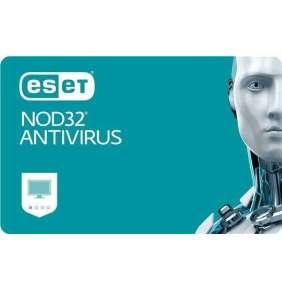 ESET NOD32 Antivirus: Elektronická licencia pre 1 PC na 1 rok