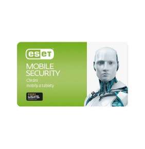 ESET Mobile Security 3 zariadenia + 1 ročný update EDU