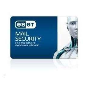 ESET Mail Security for Microsoft Exchange 11-25 - 2 ročné predĺženie EDU