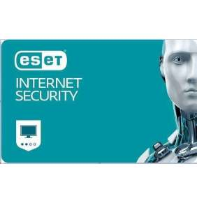 ESET Internet Security 2 PC + 2 ročný update GOV