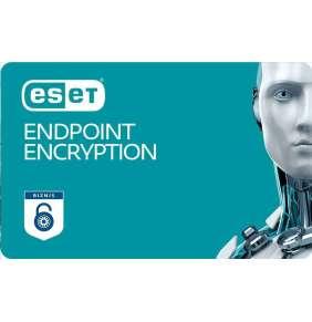 ESET Endpoint Encryption Pro na 3 licencie na 1 rok (el. licencia)