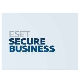 ESET Secure Business - 1 ročný update pre 5 - 25 PC