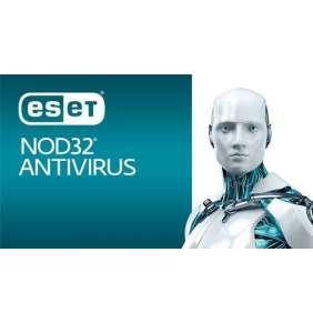 ESET NOD32 Antivirus: Elektronická licencia pre 4 PC na 1 rok