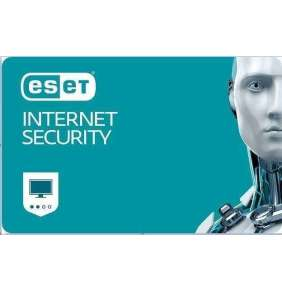 ESET Internet Security 4 PC + 2 ročný update EDU