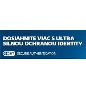 ESET Secure Authentication 3 PC 1-ročný update