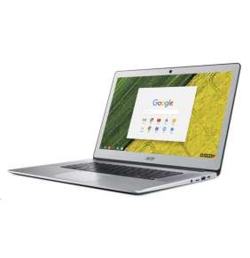 "Acer Chromebook 514 (CB514-1H-C84U) Celeron N3450/4GB+N/A/eMMC 64GB+N/A/HD Graphics/14"" FHD IPS matný/BT/Chrome/Silver"