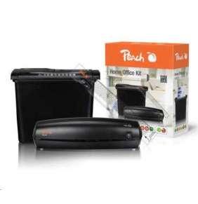Peach 3 in 1 Office Kit PBP200 skartovačka, laminátor, pravítko s rezačkou