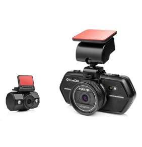 TrueCam A6 - kamera do auta (Full HD, české menu, GPS lze dokoupit)