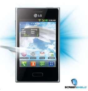 Screenshield fólie na displej pro LG E400 Optimus L3
