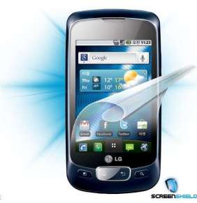 Screenshield fólie na displej pro LG P500 Optimus One