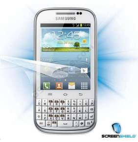 Screenshield fólie na displej pro Samsung Galaxy Chat (B5330)