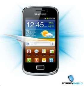 Screenshield fólie na displej pro Samsung Galaxy mini II (S6500)