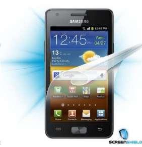 Screenshield fólie na displej pro Samsung Galaxy W (i8150)