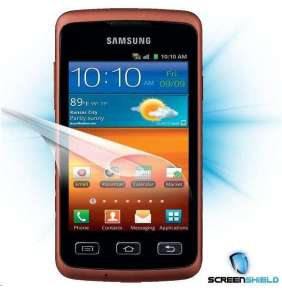 ScreenShield fólie na displej pro Samsung Galaxy Xcover (S5690)