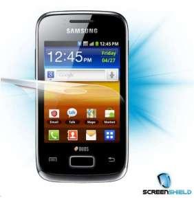 Screenshield fólie na displej pro Samsung Galaxy Y Duos (S6102)