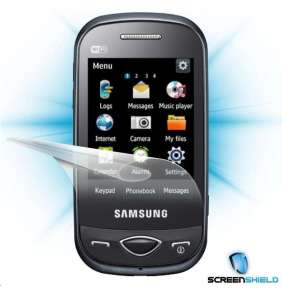 Screenshield fólie na displej pro Samsung Ch@t WiFi (B3410W)