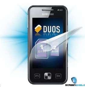 Screenshield fólie na displej pro Samsung Star II Duos (C6712)