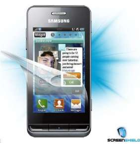Screenshield fólie na displej pro Samsung Wave 723 (S7230)