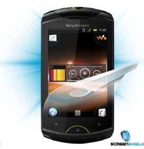 Screenshield fólie na displej pro Sony Ericsson Live with Walkman (WT19i)