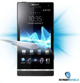Screenshield fólie na displej pro Sony Xperia S (LT26)