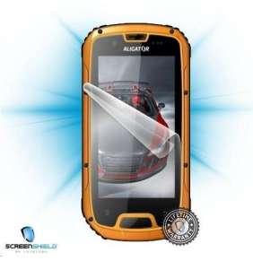ScreenShield fólie na displej pro Aligator RX430 eXtremo Dual SIM