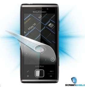 ScreenShield fólie na displej pro Sony Ericsson Xperia X2