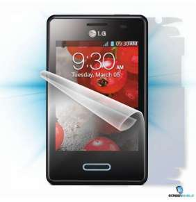 ScreenShield fólie na celé tělo pro LG E430 Optimus L3 II
