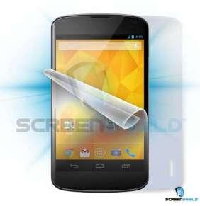 ScreenShield fólie na celé tělo pro LG E960 Nexus 4