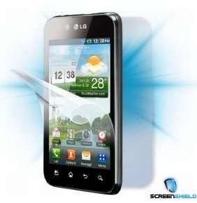 ScreenShield fólie na celé tělo pro LG P970 Optimus Black