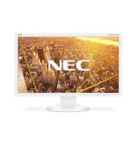 "NEC 23"" E233WMi 1920x1080, IPS, 250 cd/m2/mD-Sub, DP, DVI, bílý"
