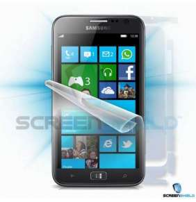 ScreenShield fólie na celé tělo pro Samsung Ativ S (i8750)