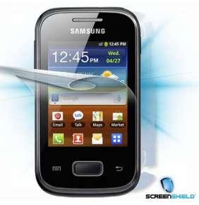 ScreenShield fólie na celé tělo pro Samsung Galaxy Pocket (S5300)