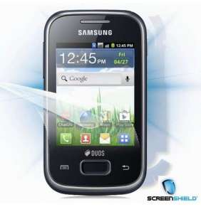 ScreenShield fólie na celé tělo pro Samsung Galaxy Pocket Duos (S5302)