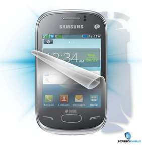 ScreenShield fólie na celé tělo pro Samsung Rex 70 DUOS (S3802)