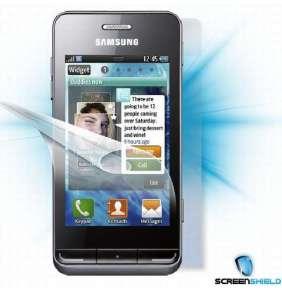 ScreenShield fólie na celé tělo pro Samsung Wave 723 (S7230)