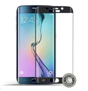 ScreenShield ochrana displeje Tempered Glass pro Samsung Galaxy S6 edge Plus (SM-G928F), černá
