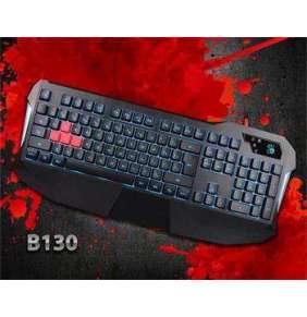 A4tech Bloody B130 podsvícená herní klávesnice, USB, CZ