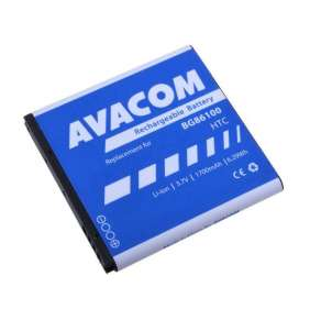 Náhradní baterie AVACOM pro HTC G14, Sensation, Li-ion 3,7V 1700mAh (náhrada BG86100)