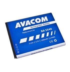 Baterie AVACOM GSHT-HD3-S1200 do mobilu HTC Wildfire S Li-Ion 3,7V 1200mAh (náhrada BD29100)