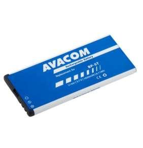 Baterie AVACOM GSNO-BP5T-S1650A do mobilu Nokia Lumia 820, Li-Ion 3,7V 1650mAh (náhrada BP-5T)