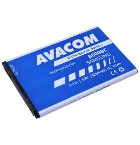 Baterie AVACOM GSSA-N9000-S3200A do mobilu Samsung N9005 Galaxy NOTE 3, Li-Ion 3,7V 3200mAh