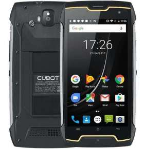 Cubot King Kong, Dual SIM, 16GB ROM, 2GB RAM, waterproof, black
