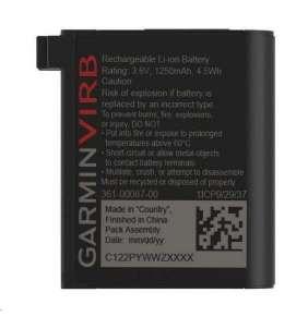 Baterie náhradní Li-Ion pro VIRB Ultra