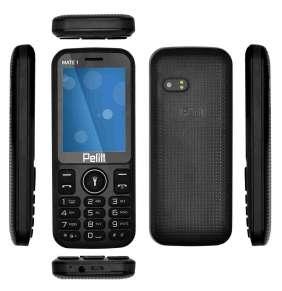 Pelitt MATE1, DUAL SIM, černá